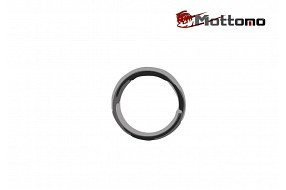 Кольцо заводное Mottomo Split Ring 5мм/8кг 10 шт.
