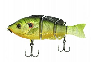 Свимбейт Reaction Strike Revolution Bluegill 3.5 Slow Red Ear Sunfish