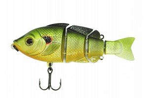 Свимбейт Reaction Strike Revolution Bluegill 4.3 Slow Red Ear Sunfish