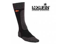 Носки Norfin WOOL LONG р.L (42-44)