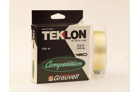 Леска TEKLON COMPETITION 150м 0,12мм