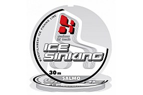 Леска зимняя Salmo HI-TECH ICE SINKING 030/0.08