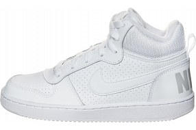 ОБУВЬ NIKE COURT BOROUGH MID (GS) 839977 100 р.7Y