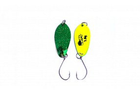 Блесна Mottomo Trout Blade Cheater 1.8g 012