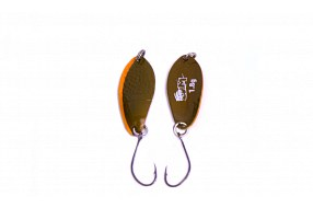 Блесна Mottomo Trout Blade Cheater 1.8g 015