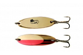 Блесна Mottomo Skill Blade 28g Gold Red