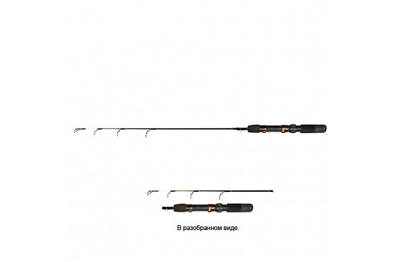 Удилище зимнее Salmo POWER STICK ICE ROD 65cm