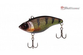 Воблер Mottomo Vispo 75S 18,5g Dark Perch