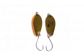 Блесна Mottomo Trout Blade Cheater 2.7g 015
