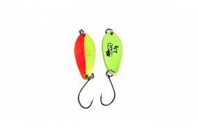 Блесна Mottomo Trout Blade Cheater 2.7g 018