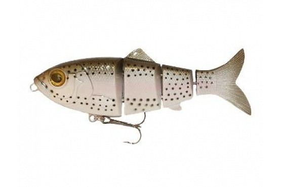 Свимбейт Reaction Strike Revolution Shad 3 Susp Ghost Rainbow Trout