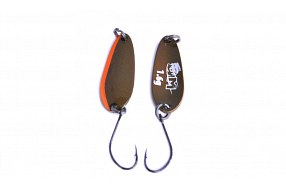 Блесна Mottomo Trout Blade Tiny Top 1.6g 015