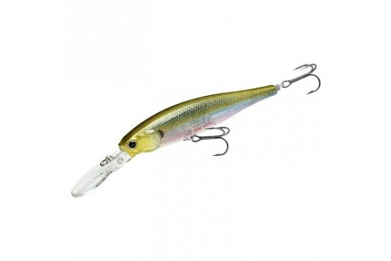 Воблер Lucky Craft Pointer 100DD 179 Flake Flake Golden Sexy Minnow
