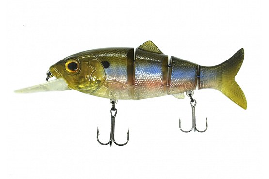 "Свимбейт Reaction Strike Revolution Shad 5"" (12,7 см) 36,9 г Susp Ghost Minnow"
