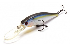 Воблер Lucky Craft Pointer 100DD 183 Pearl Threadfin Shad