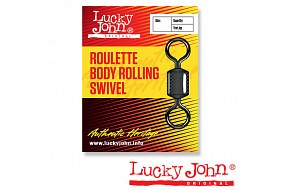 Вертлюги LJ ROULETTE BODY ROLLING SWIVEL №2 (10шт.)