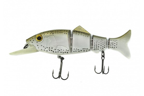 "Свимбейт Reaction Strike Revolution Shad 7"" (17,8 см) 78 г Susp Ghost Rainbow Trout"