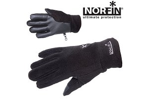 Перчатки Norfin Women FLEECE BLACK р.M