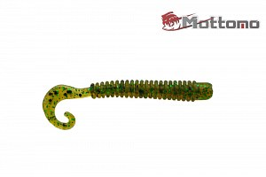 Твистер Mottomo Jim Worm 6,2см Watermelon Seed 6шт.