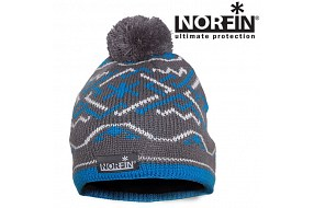 Шапка Norfin NORWAY WOMEN GRAY р.M