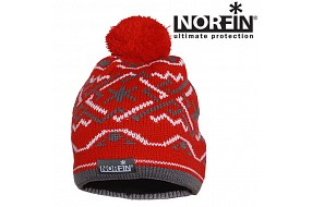 Шапка Norfin NORWAY WOMEN RED р.M
