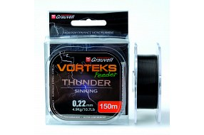 Леска VORTEKS FEEDER THUNDER 150м 0,20мм